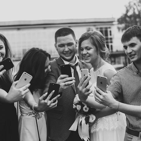 Свадебный фотограф Саша Дикарева (sashadikareva). Фотография от 21.09.2017