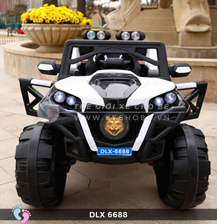 Xe điện địa hình cho bé DLX-6688 12