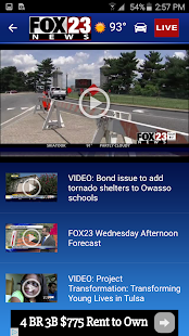 FOX23 News- screenshot thumbnail