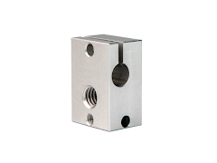 CleanTip High Flow Heater Block