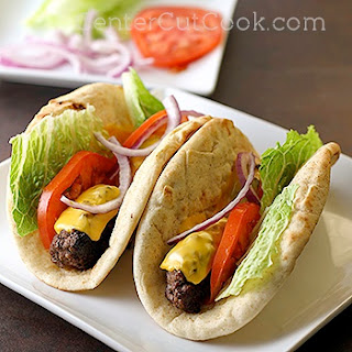 Cheeseburger Flatbread Recipes
