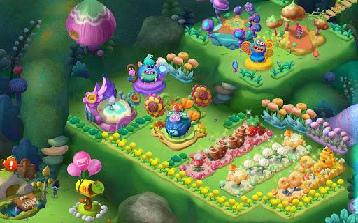 玩免費街機APP|下載Trolls: Crazy Party Forest! app不用錢|硬是要APP