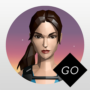 Lara Croft GO icon do jogo