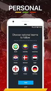 365Scores – World Cup 2018 Live Scores 1