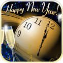 New Year 2020 Greeting Card Maker icon