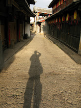 Photo: Morning streets of Lijiang - no tourists at all