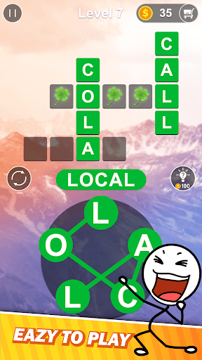 Word Connect- Word Games:Word Search Offline Games 6.3 screenshots 9
