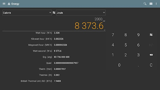 Precise Unit Converter v1.7 (Pro)