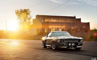 Ford Mustang Rent Paraná