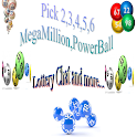 Lottery Chat and Tools icon