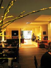 Photo: Christmas time at K+K Hotel Elisabeta, Bucharest