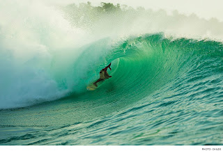 Photo: Photo of the Day: Made Adi Putra, Padang Padang. Photo: Childs  #Surfer  #SurferPhotos   Click for more surf photos: http://bit.ly/16YUIae