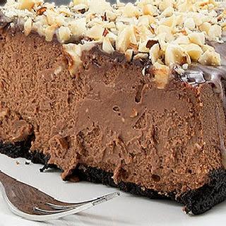 Nutella Cheesecake - Like A Dream.