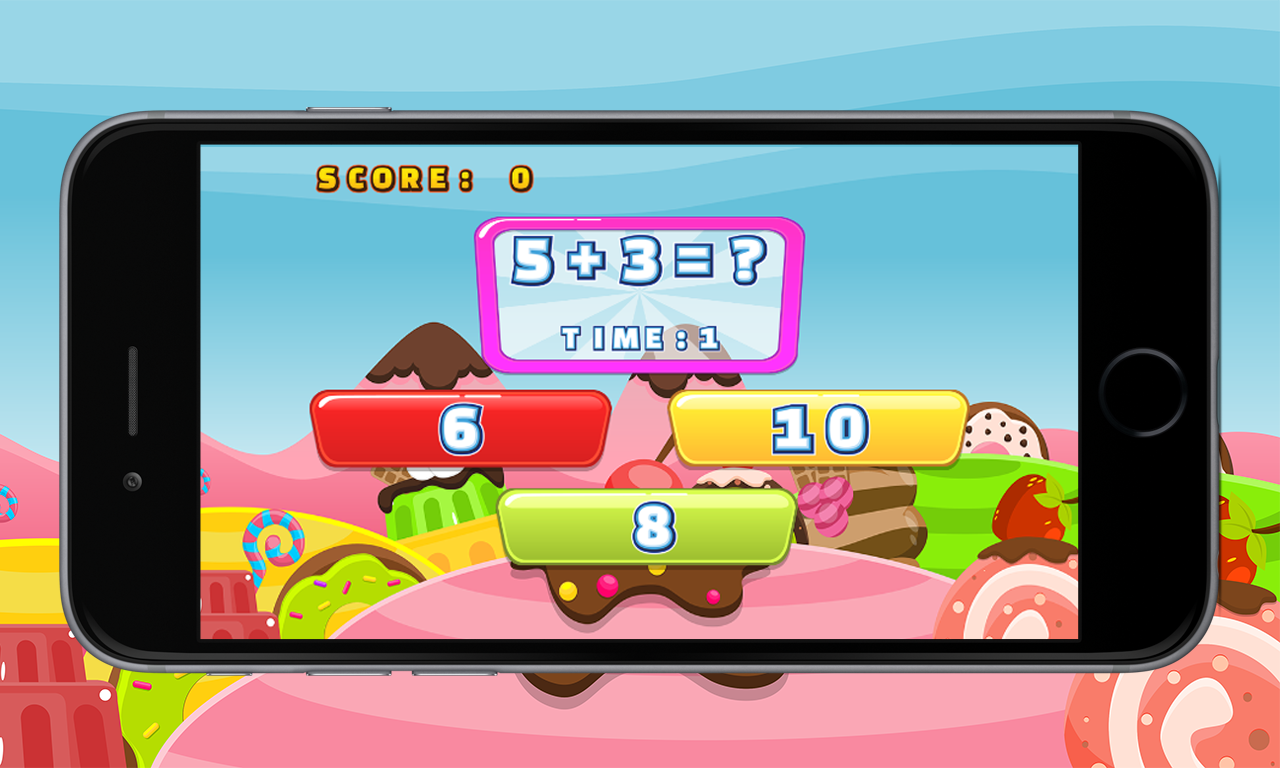Math Game 3 Seconds- screenshot