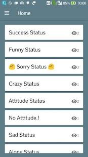 Status App 2018 - náhled