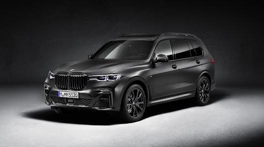 Quieres tener uno de los 10 BMW X7 Shadow Edition que se van a vender en España?