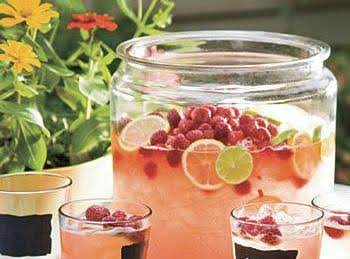 Raspberry Beer Cocktail Recipe