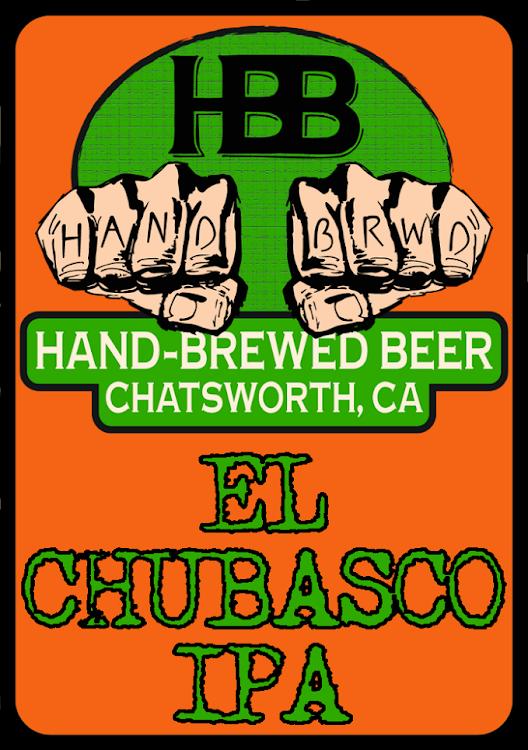 Logo of Hand-Brewed El Chubasco