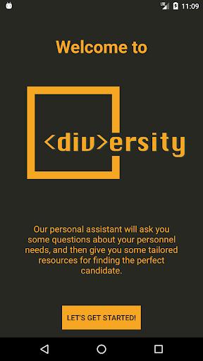 Diversity - Hire Diverse  screenshots 1