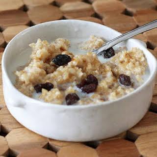 Breakfast Bulgur Cereal.