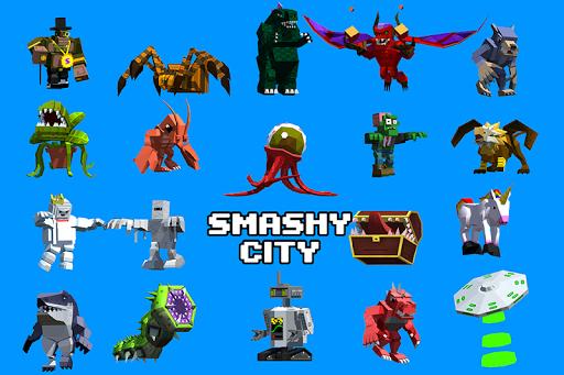 Smashy City screenshot 1