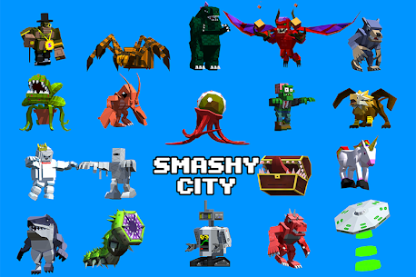 Smashy City – Monster Game 1