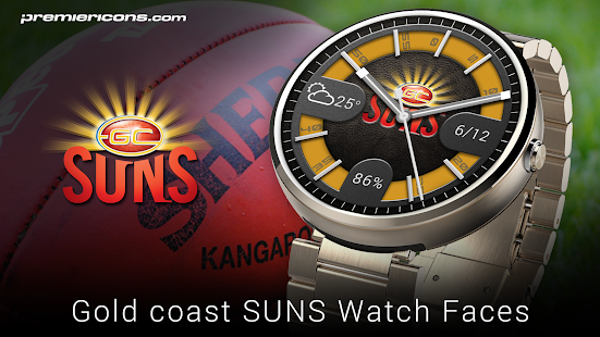 gold coast suns faces android apps on play