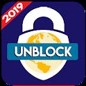Browser Anti Blokir -Buka BlokirTanpa VPN icon