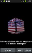 United States 3D Live Wallpape - screenshot thumbnail 01