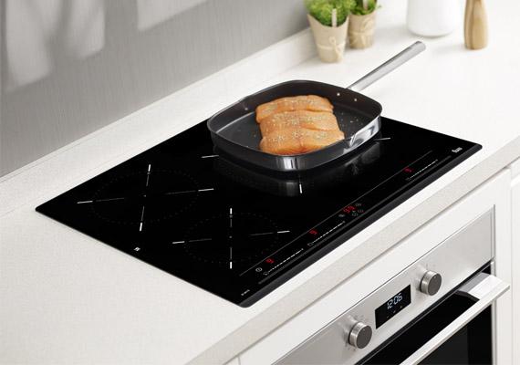 Bếp từ Teka điểm tô thêm không gian bếp
