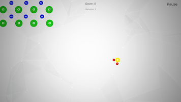 Screenshot of Touch to destroy