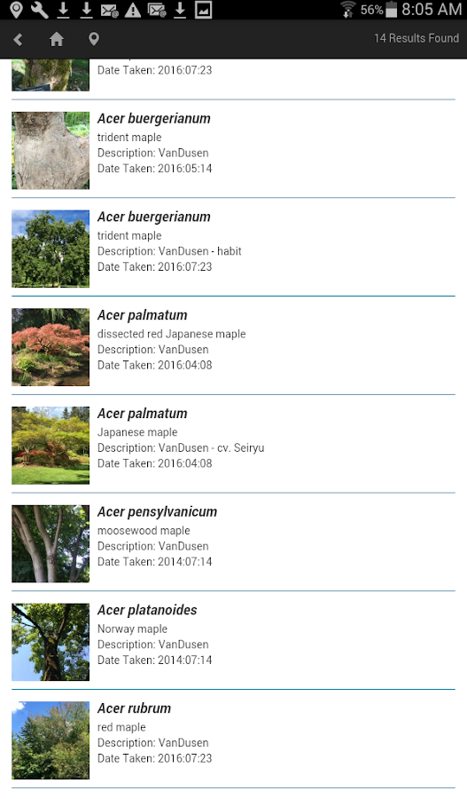 Plant Database: Android Apps On Google Play
