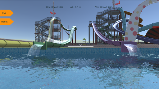 Drone Racing FX Simulator - Multiplayer 1 screenshots 2