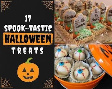 17 Spook-Tastic Halloween Treats