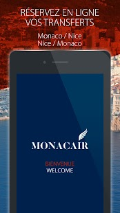 MONACAIR Helicopter App - náhled