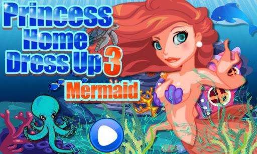 玩免費休閒APP|下載公主房間裝扮之美人魚-美人魚公主 app不用錢|硬是要APP