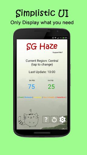 SG Haze Pro