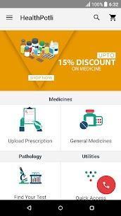 Health Potli – Online Medicine Apk  Download For Android 8