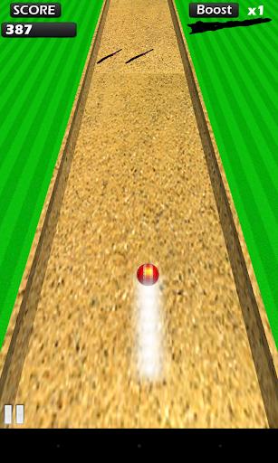 Rogue Cricket Ball
