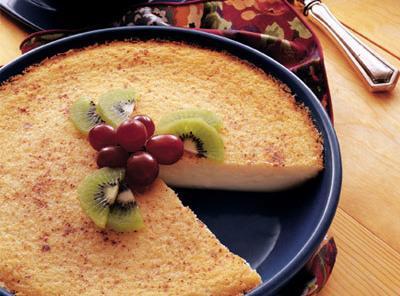 Roberta's Impossible Pie Recipe
