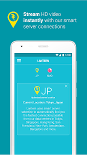 Lantern: Better than a VPN Screenshot