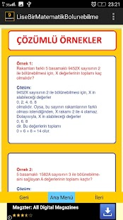 9. Sınıf Matematik Bölünebilme - náhled
