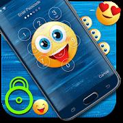 Face Emoji Smiley Lock Screen