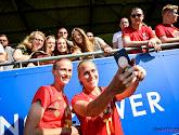 Janice Cayman en Julie Biesmans winnen in prestigieus oefentoernooi, eindwinst voor Lyon