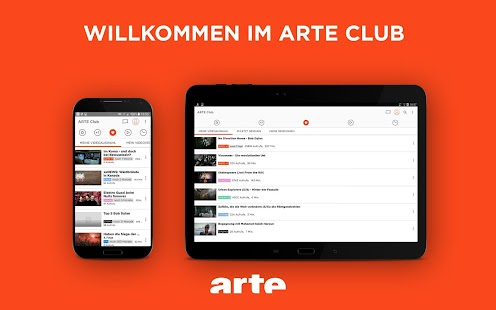 ARTE – Streaming and Catch-up- screenshot thumbnail