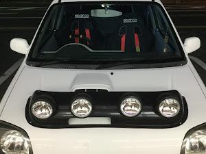 Kei HN11S Gタイプ 4WDのカスタム事例画像 うるおいのジェルさんの2019年02月22日05:54の投稿