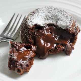 Molten Mocha Java Cakes