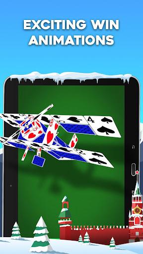 Yukon Russian u2013 Classic Solitaire Challenge Game 1.2.0.265 screenshots 15