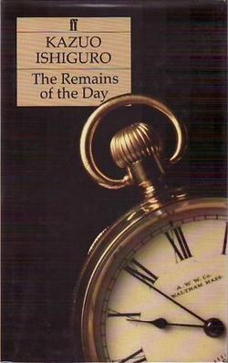 Novel rekomendasi Jeff Bezos, The Remains of the Day karangan Kazuo Ishiguro