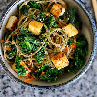 Kale Noodles Recipes.